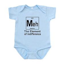 Element Meh Onesie