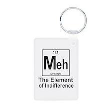Element Meh Keychains