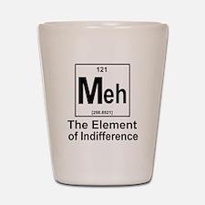 Element Meh Shot Glass