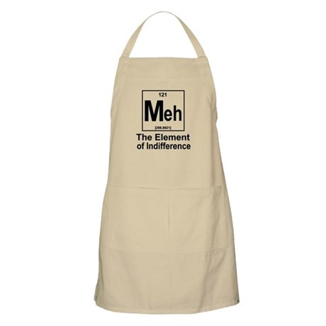 Element Meh Apron