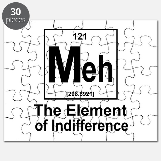 Periodic Table Puzzles, Periodic Table Jigsaw Puzzle