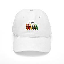kayak i yak 6 orange to green.PNG Baseball Baseball Cap