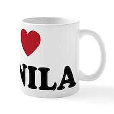 I Love Manila Mug
