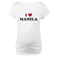 I Love Manila Shirt