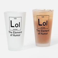 Element lol Drinking Glass