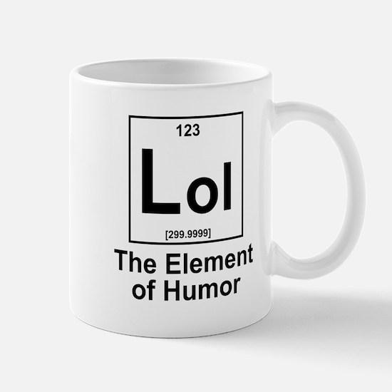 Element lol Mug