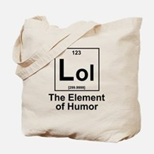 Element lol Tote Bag