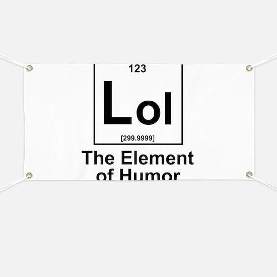 Element lol Banner