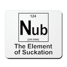 Element Nub Mousepad