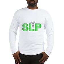 SLP Green  Long Sleeve T-Shirt