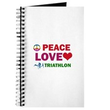 Peace Love Triathlon Designs Journal