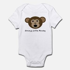 Grumpy Little Monkey Infant Bodysuit