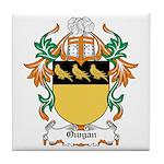 Owgan Coat of Arms Tile Coaster