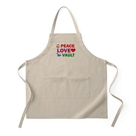 Peace Love Vault Designs Apron