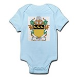 Owgan Coat of Arms Infant Creeper