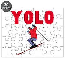 Yolo Skiing Puzzle