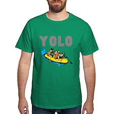 Yolo River Rafting T-Shirt