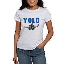 Yolo Skydiving Tee