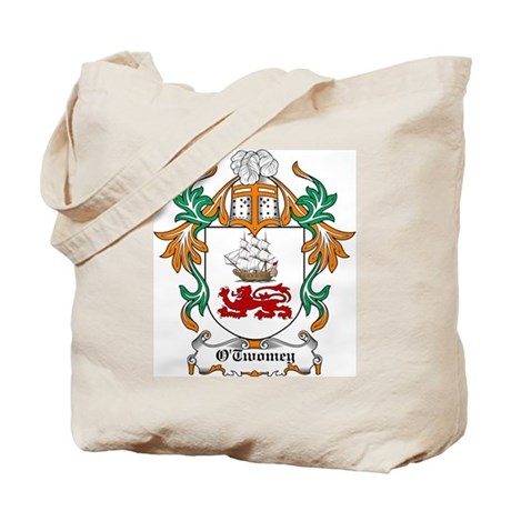 O'Twomey Coat of Arms Tote Bag