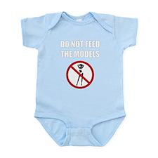 Do Not Feed Infant Bodysuit