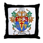 O'Tuohy Coat of Arms Throw Pillow