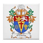 O'Tuohy Coat of Arms Tile Coaster