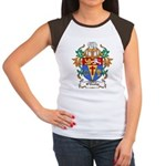 O'Tuohy Coat of Arms Women's Cap Sleeve T-Shirt