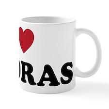 I Love Madras Mug