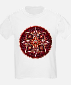 Native American Rosette 14 T-Shirt
