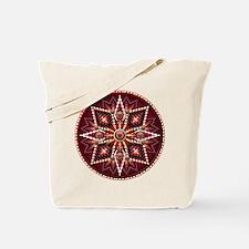 Native American Rosette 14 Tote Bag
