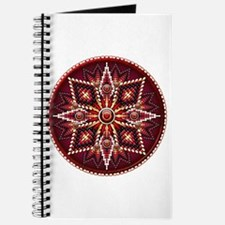 Native American Rosette 14 Journal