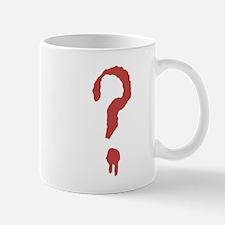 Gravity Falls Question Mark Mug