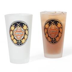 Bella Napoli Drinking Glass