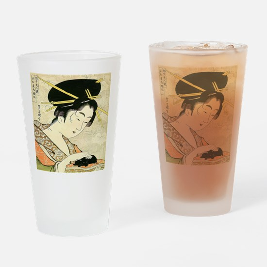 Midoriki Drinking Glass