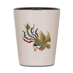 Luck Dragon Shot Glass