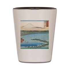 Still Waters Shot Glass