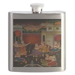 Mughal Harem Flask