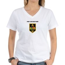 Fort Leonard Wood with Text Shirt
