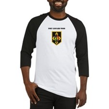 Fort Leonard Wood with Text Baseball Jersey