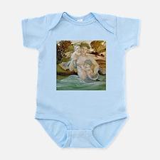 Edward Burne Jones Mermaid Offspring Infant Bodysu
