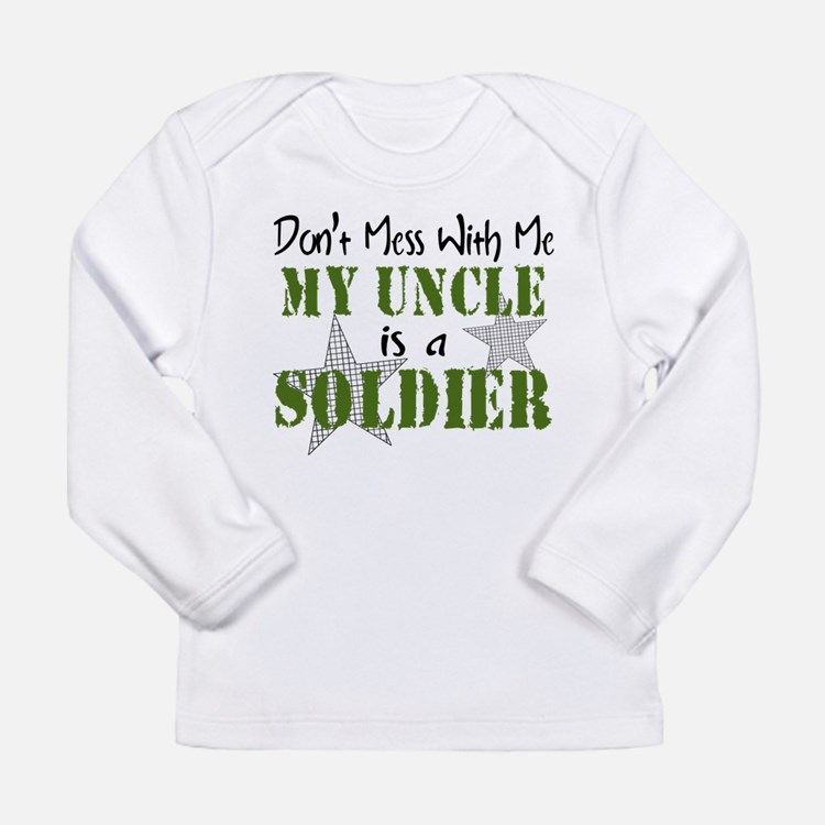 unclesoldier Long Sleeve T-Shirt