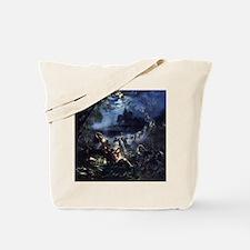 Konstantin Makovsky Mermaids (Detail) Tote Bag