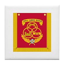 DUI - 399th Army Band Tile Coaster