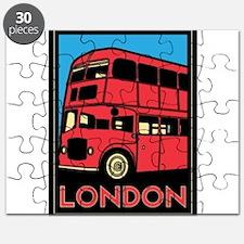 Cute London bus Puzzle