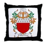 O'Spillane Coat of Arms Throw Pillow