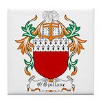 O'Spillane Coat of Arms Tile Coaster