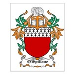 O'Spillane Coat of Arms Small Poster