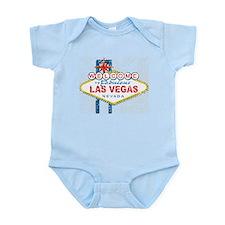 Welcome to Fabulous Las Vegas Infant Bodysuit