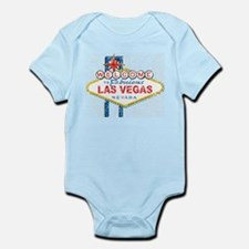 Welcome to Fabulous Las Vegas Infant Bodysuit