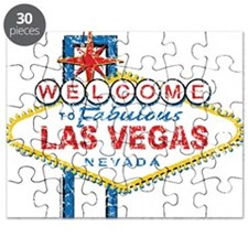 Welcome to Fabulous Las Vegas Puzzle